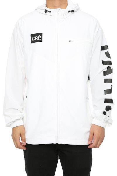 Carré Venteux Windbreaker White