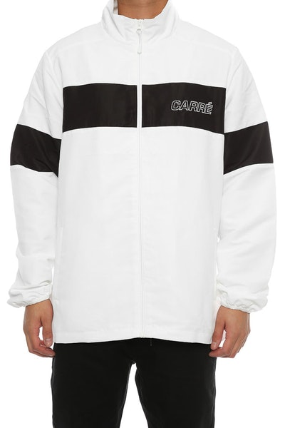 Carré Athletique Jacket White/Black