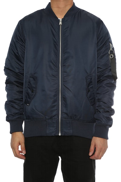 Carré C-47 Bomber 2.0 Jacket Navy