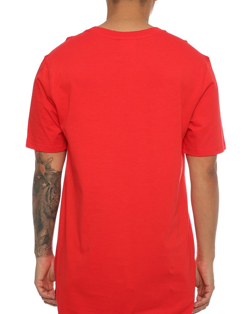 Last Kings Skull Tutt Logo Tee Red