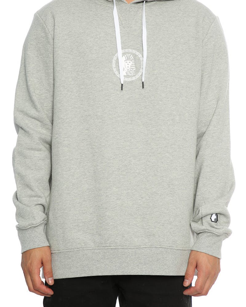 Last Kings OG Tutt Hoody Grey Heather