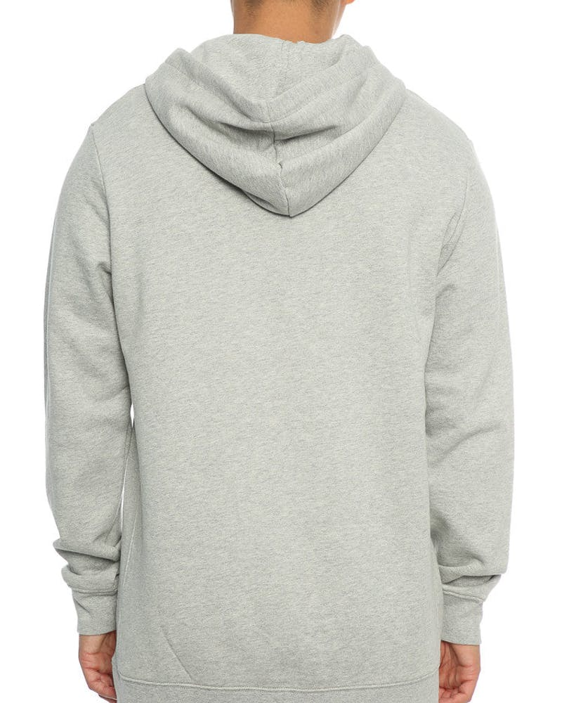 Last Kings Skull Tutt Hoody Grey Heather