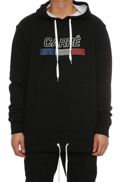 Carré Athletique Hood Black