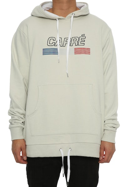 Carré Athletique Hood Grey