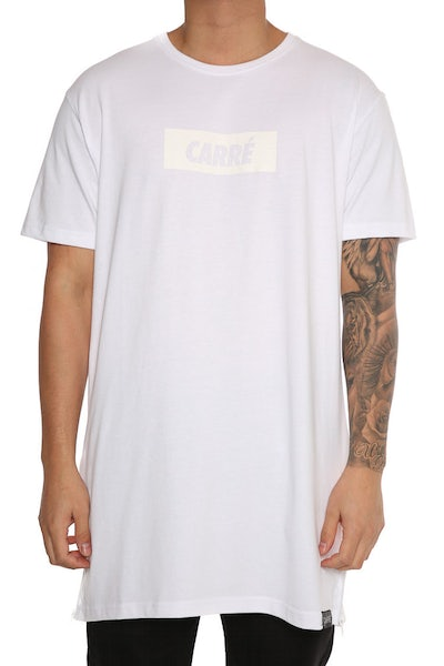 Carré Incline Capone 3 Tee White