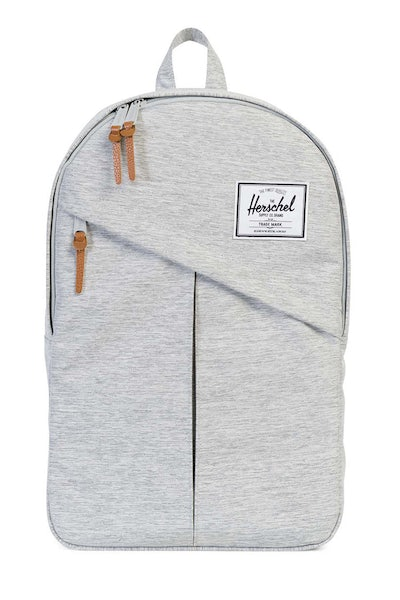 Herschel Supply Co Parker Crosshatch Backpack Light Grey