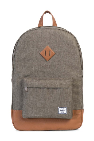 Herschel Supply CO Heritage Crosshatch Olive/Tan