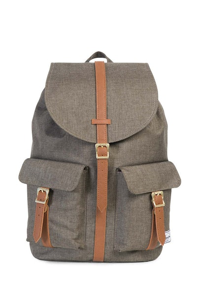 Herschel Supply Co Dawson Crosshatch Olive/Tan