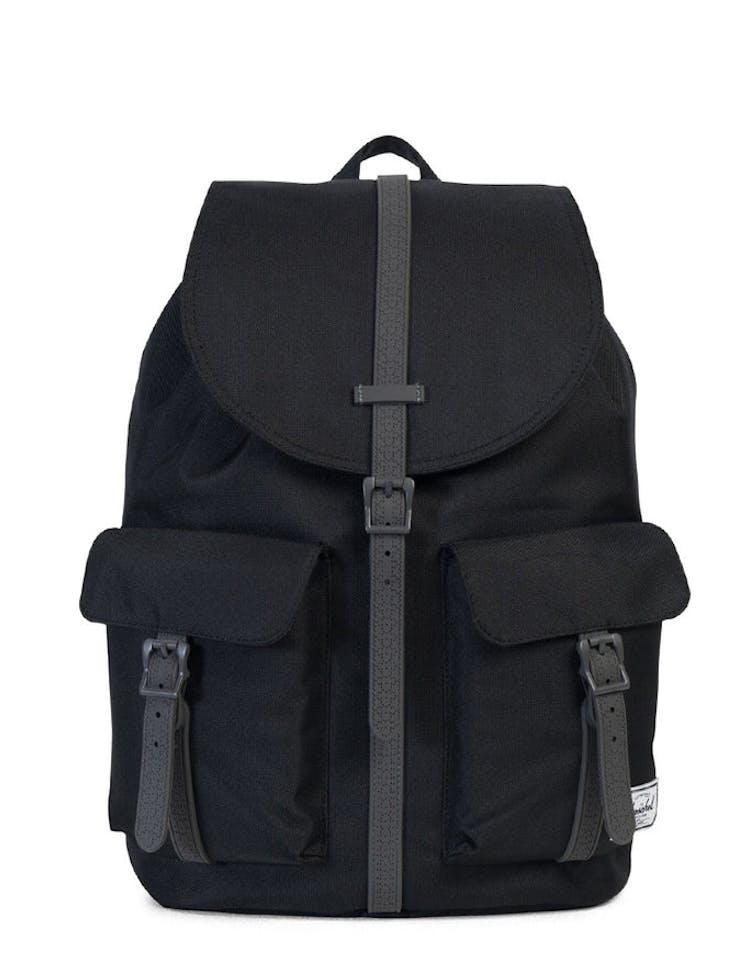 43adb127a5d Herschel Supply Co Dawson Crosshatch Rubber Black Charcoal – Culture Kings