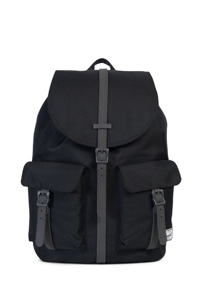 Herschel Supply Co Dawson Crosshatch Rubber Black/Charcoal