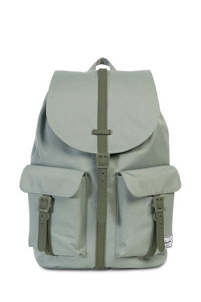 Herschel Supply Co Dawson Crosshatch Rubber Pale Green