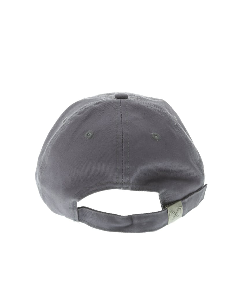 Saint Morta Secret Garden Strapback Charcoal
