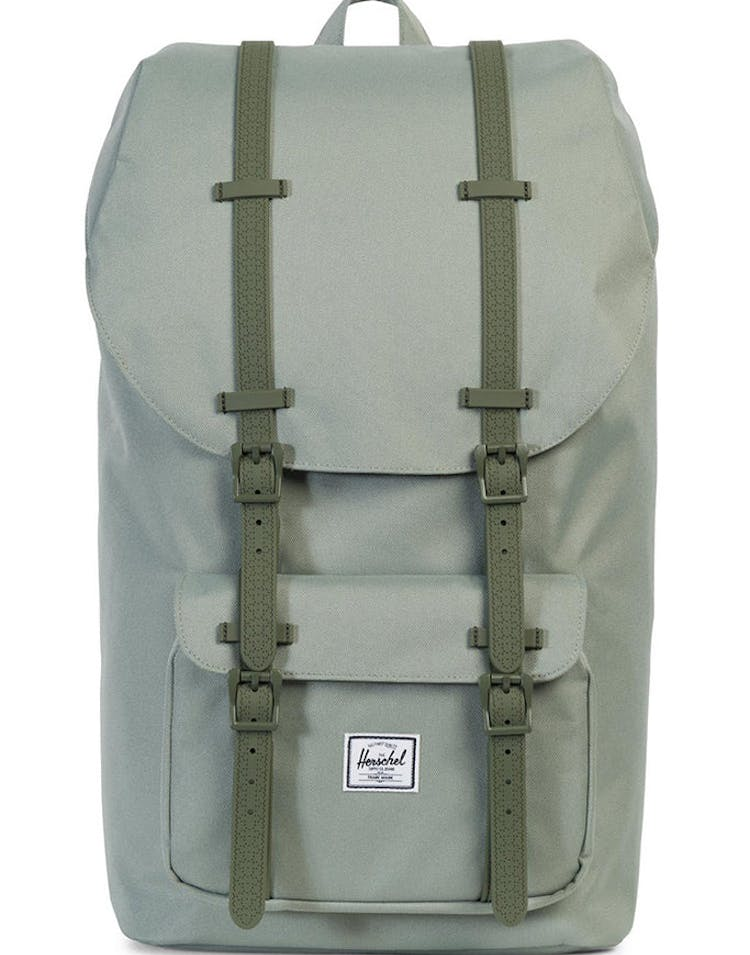 e2cfd4f3dae Herschel Supply Co Little America Rubber Pale Green – Culture Kings
