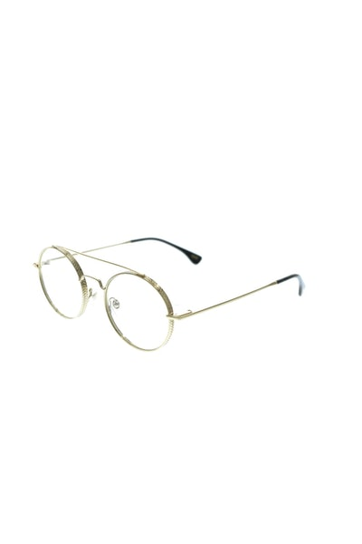 9FIVE 50 50 Clear Lens Black/Gold
