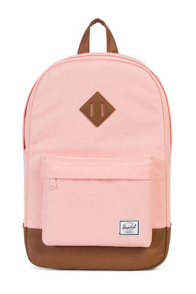 Herschel Bag CO Heritage Mid-volume Backpack Apricot Blush/Tan
