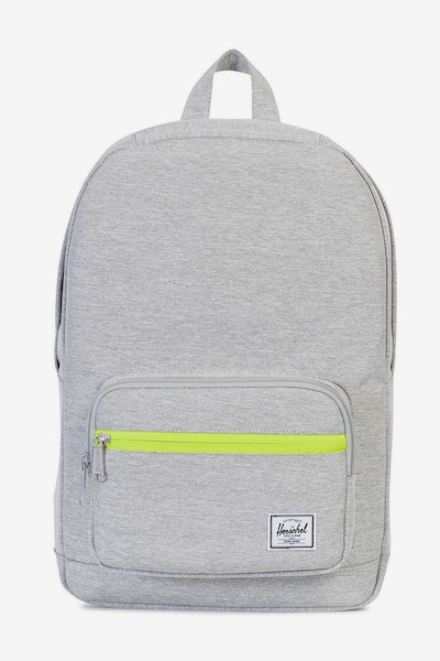 Herschel Supply Co Pop Quiz Mid-Volume Light Grey Acid 76a4b961a30ac