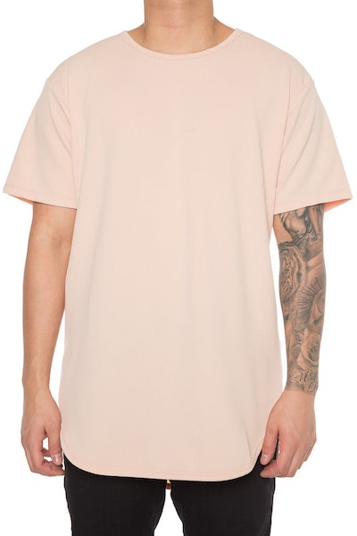 EPTM Liverpool OG Long Tee Light Pink