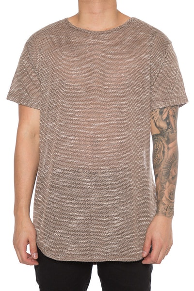 EPTM Summer Fatty Loop OG Long Tee Dark Tan