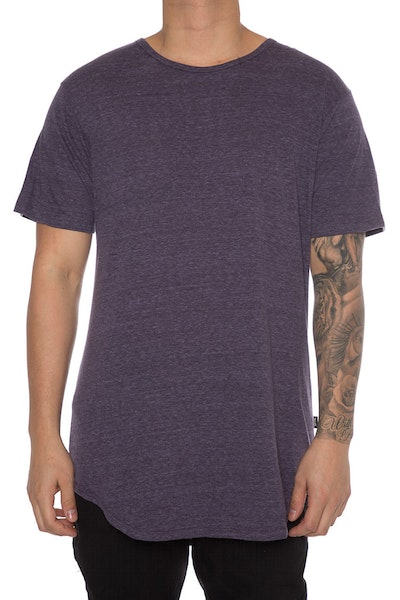 EPTM Triblend OG Long Tee Purple