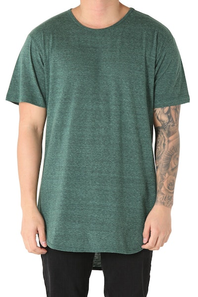 EPTM Triblend OG Long Tee Teal