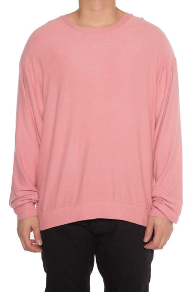 EPTM Feather Lite Crewneck Pink