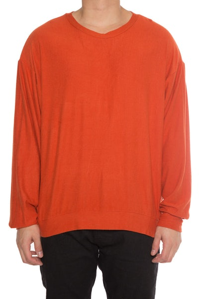 EPTM Feather Lite Crewneck Rust