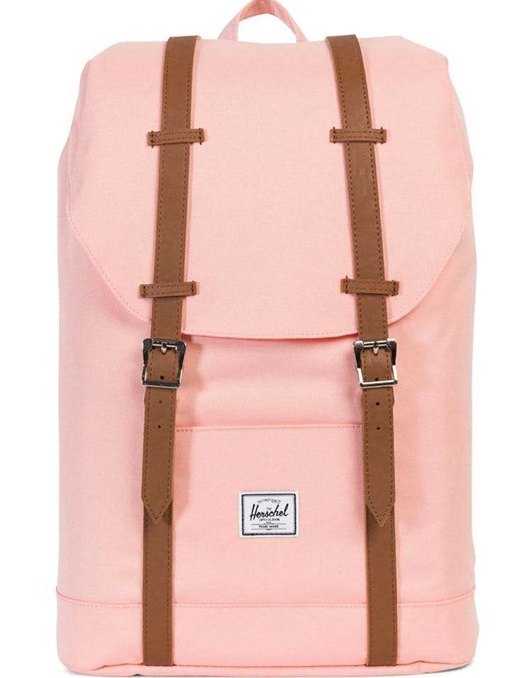 f5d13b1a694 Herschel Supply Co Retreat Mid-Volume Apricot Blush Tan – Culture Kings