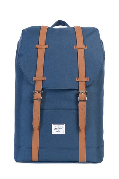 Herschel Supply Co Retreat Mid-Volume Navy/Tan