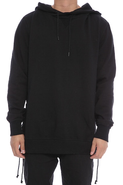 Nana Judy Magic Man Hood Black