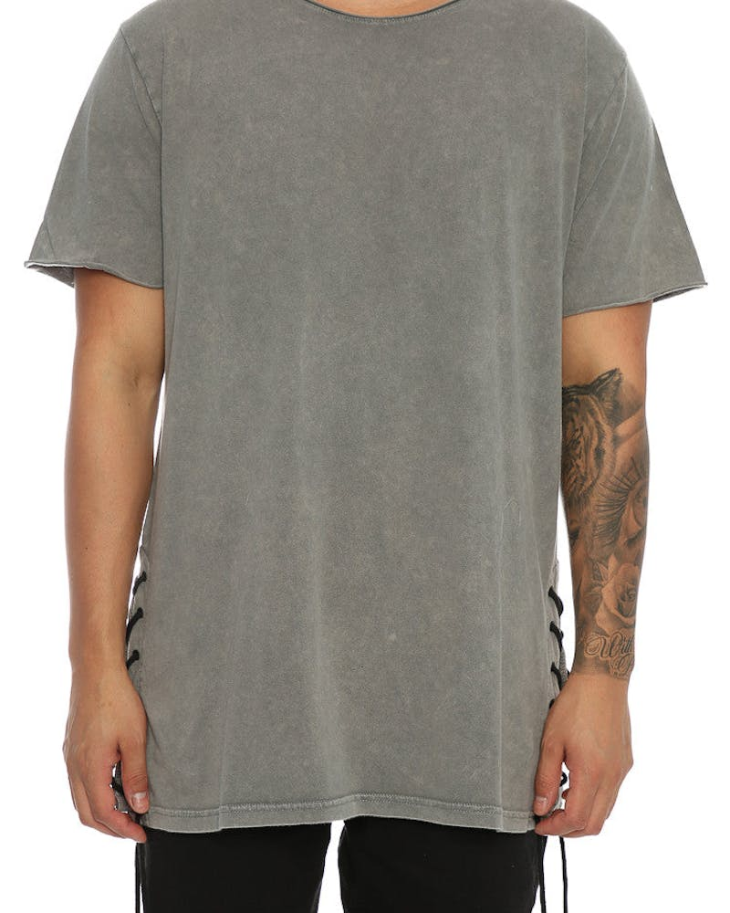 Nana Judy Chain Reaction Acid Tee Grey