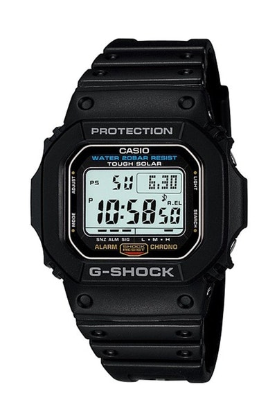G-Shock G5600E Tough Solar Black