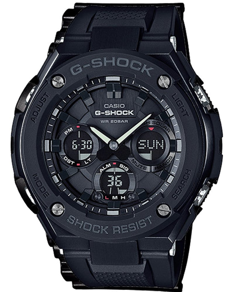 G-Shock GSTS100G G-Steel Series Black