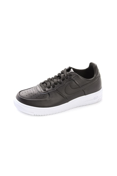 Nike Air Force1 Ultraforce Leather Black/White