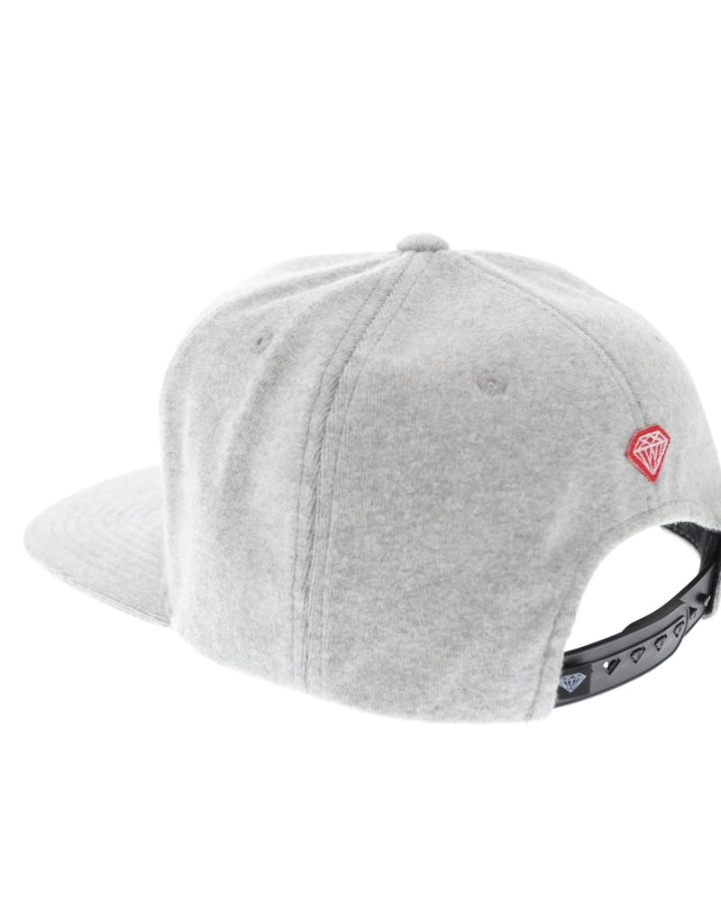 Diamond Life DMD Cap ADJ Arch Heather Grey