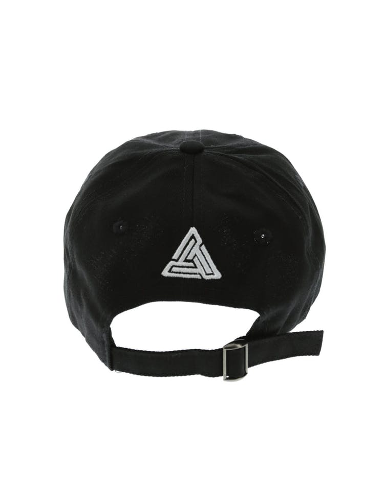 c4625310ebc8c Black Pyramid Pyramid Logo Dad Hat Black – Culture Kings