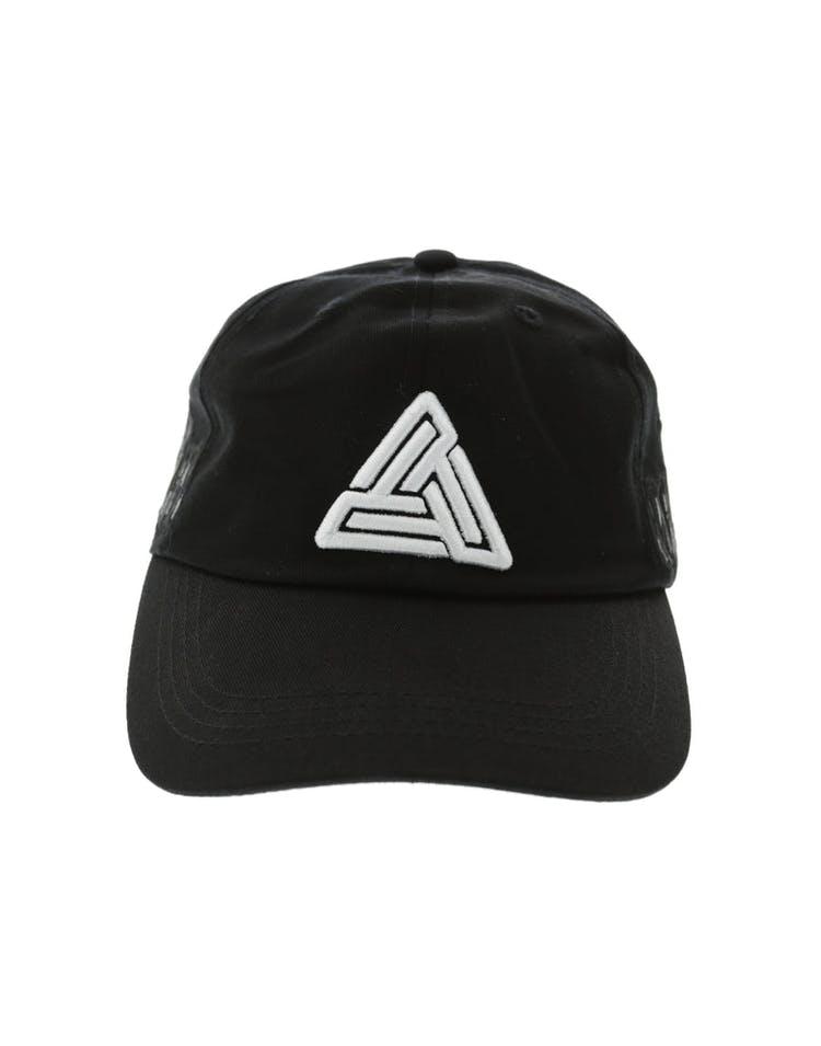the latest cfeb5 bda08 Black Pyramid Monster Teeth Dad Hat Black – Culture Kings