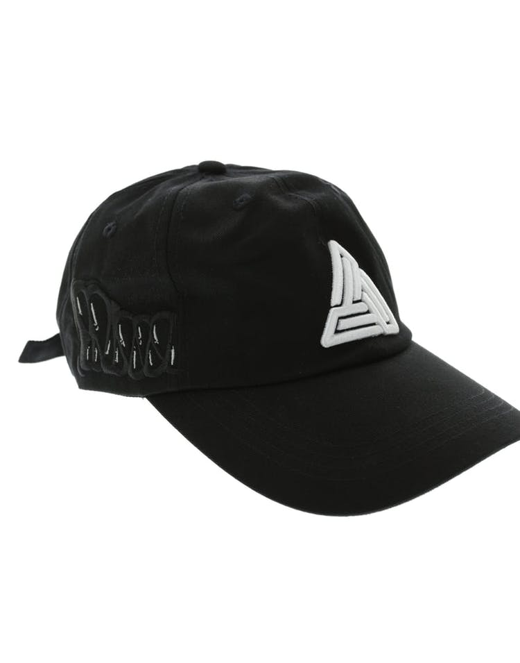 f8bde1149f4e7 Black Pyramid Monster Teeth Dad Hat Black – Culture Kings