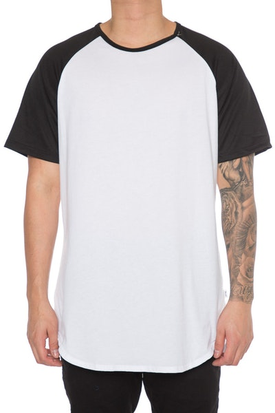 EPTM Raglan OG Long Tee Black