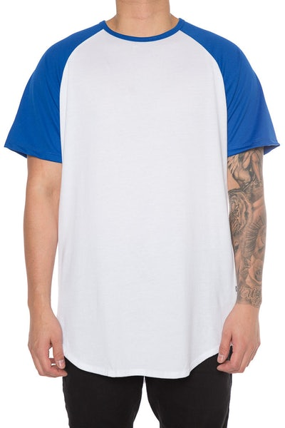 EPTM Raglan OG Long Tee Blue