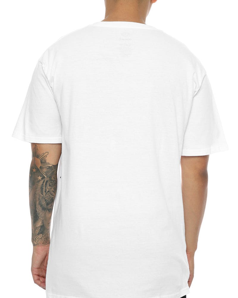 Diamond Supply Fundamental Tee White