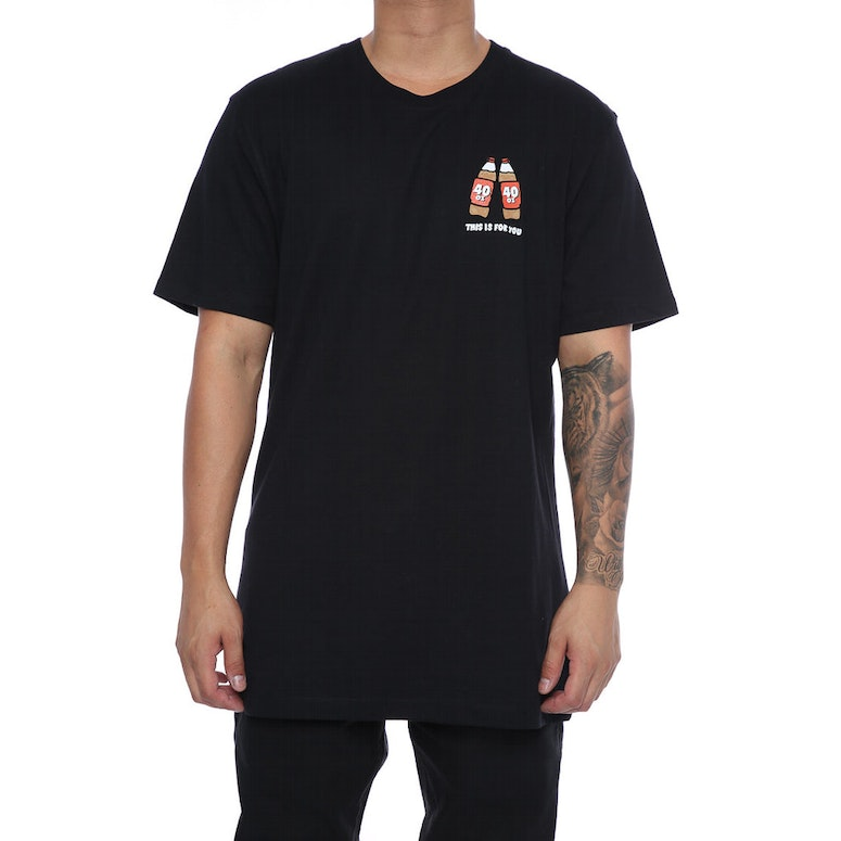 Goat Crew For You Tee Black