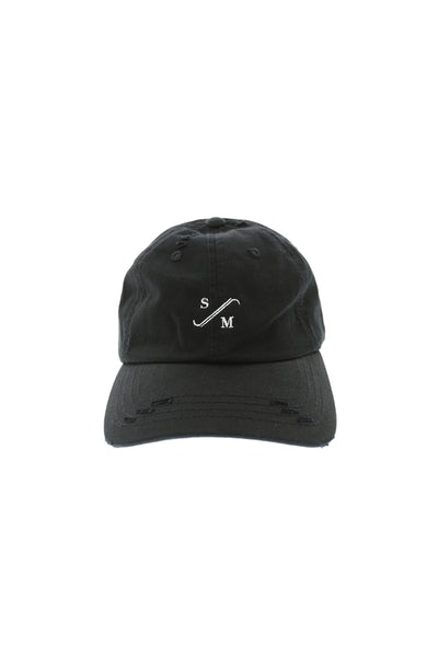Saint Morta Draw Lines Strapback Black