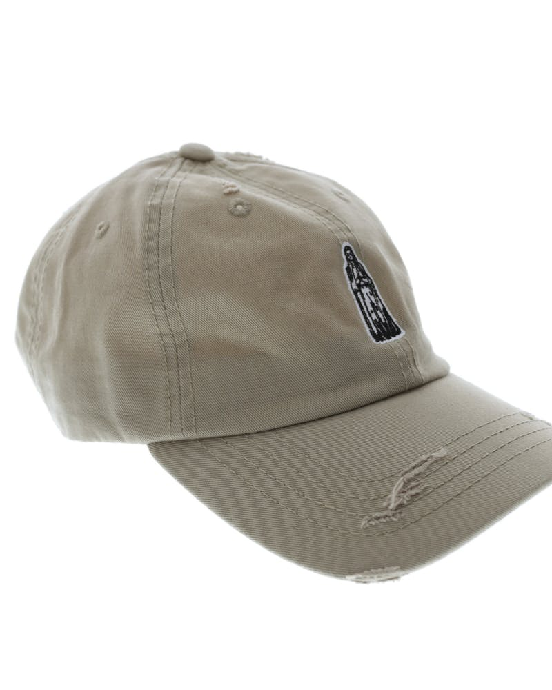 Saint Morta Patch Strapback Khaki
