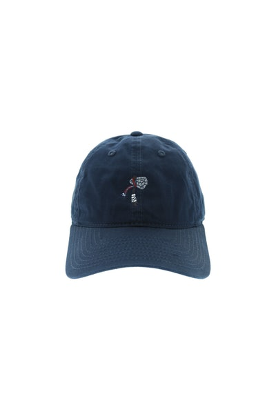 Rats Get Fat Freedom Strapback Navy