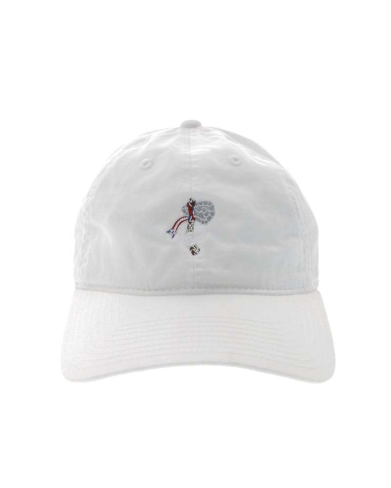 Rats Get Fat Freedom Strapback White