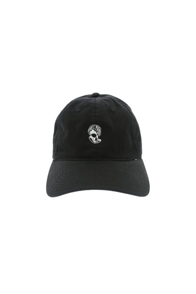 Rats Get Fat Hide Strapback Black