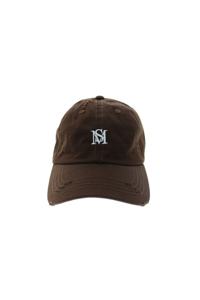 Saint Morta Invader V2 Strapback Brown