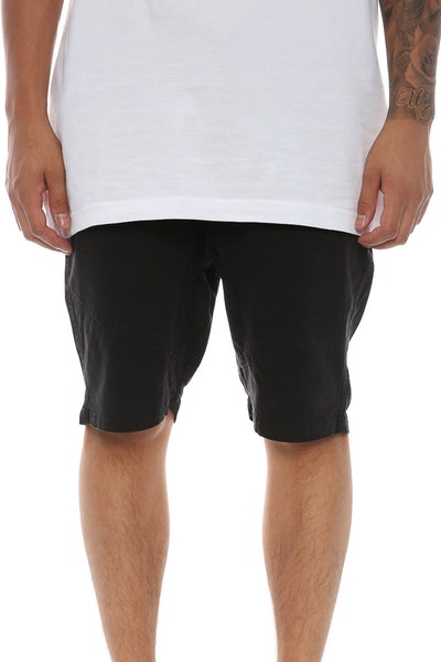 Silent Theory Lancer Short Black