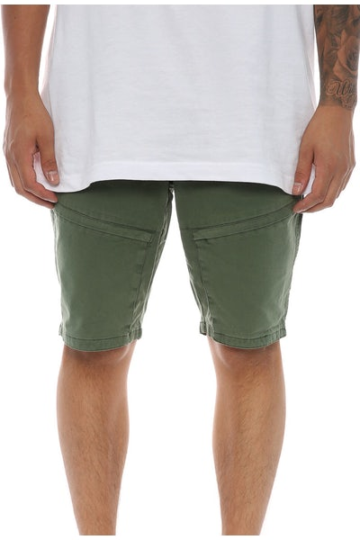 Silent Theory Raptor Short Green