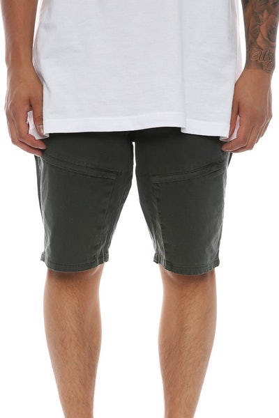 Silent Theory Raptor Short Khaki